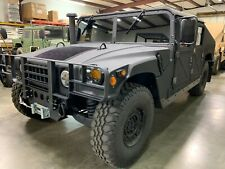 2001 M1045A2 Humvee Only 3K Miles 6.5L Diesel Armored Military Hmmwv Winch