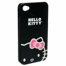 Hello Kitty Case for iPhone 4 - Black