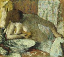 Canvas Nudes Art Prints Edgar Degas