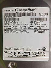 320 GB HITACHI HCP725032GLA380 MAR-2009 MLC: BA2831 | P/N:0A37036 | Festplatte