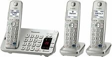Panasonic KX-TGE273S DECT 6.0 Plus Link-to-cell Bluetooth Cordless Phone System