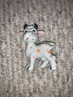 RARE Vintage Cow Limited Edition Porcelain Figurine DECORATIVE