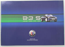 ALPINA BMW B3S (E46) - Prospekt Brochure - 2003 - 20 Seiten