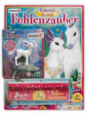 bayala Special Nr.26 Comics Rästel Poster Schleich-Figur Meeres Fohlen Sameena