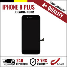 A+ LCD TOUCH SCREEN TACTILE DISPLAY/SCHERM/ÉCRAN BLACK NOIR FOR IPHONE 8 PLUS