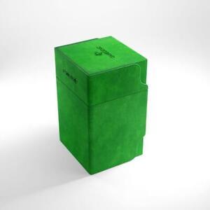 ASM GG2041 - GameGenic Watchtower Deck Box - Green