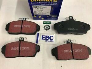 EBC Ultimax Land Rover Freelander 1 Front Brake Pad Set (BA2193)