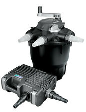 Hozelock Bioforce Revolution 9000 Pond Filter Kit With UVC