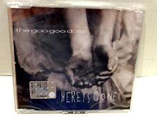THE GOO GOO DOLLS  -  HERE IS GONE  -  CD SINGLE 2002  NUOVO E SIGILLATO
