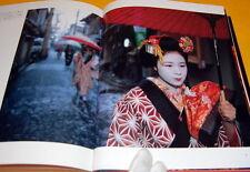 A japanese Geisha's komomo Journey photo book from japan rare #0107