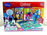 Clementoni Mickey Mouse Clubhouse Quizzy Educational Activities Preschool