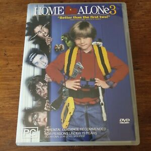 Home Alone 3 DVD R4 Like New! FREE POST