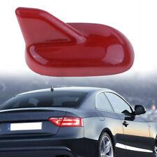 Audi A6 Nero GPS Auto Decorativa Finta Pinna Tetto Shark Antenna Antenna Spoiler