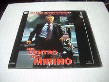 NEL CENTRO DEL MIRINO   2LD / laserdisc film in italiano