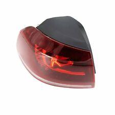 For VW Golf VI 6 MK6 GTI GTD R20 2009-2012 Dark Red L LED Tail Rear Lights Lamps