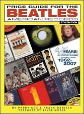 Price Guide for the Beatles American Records by Perry Cox and Frank Daniels...