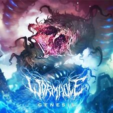 WORMHOLE (US/South Africa/UK) ‎– Genesis CD 2017 (Brutal Death Metal, Slam)