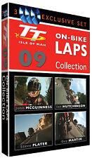 TT 2009 On-Bike Collection (3 Disc) DVD