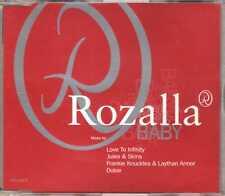 Rozalla - Baby - CDM - 1995 - House 6TR Knuckles Soul Family Sensation cover