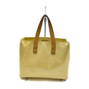 Louis Vuitton LV Tote Bag M91334 Read PM Yellows Vernis 1534494
