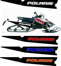 POLARIS IQ RMK SHIFT DRAGON 550 600 800 121 136 155 163 TUNNEL DECAL STICKER 2