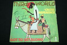 "THIRD WORLD   SP 45T 7""   CROSS REFERENCE   1976   RARE"