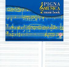 QUADERNO PENTAGRAMMATO, MUSIC BOOK, MUSIC ALBUM PENTAGARAMMA