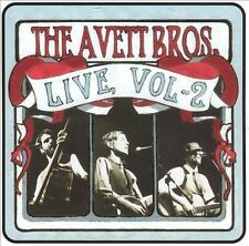 Live, Volume 2, The Avett Brothers, Excellent