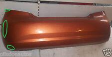 CHEVROLET KALOS 2006 REAR BUMPER ORANGE