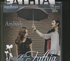 LELLA FATHIA Anybody PROMO ACETATE CD ALBUM EXCELSIOR