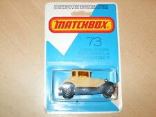Matchbox - Ford Model A Coupe - MB 73 - New & Sealed - Fast Postage
