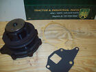 FORD TRACTOR LOADER WATER PUMP WITH GASKETS -340 445 540A 535 340B + MORE