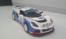 2012 Lotus exige R-GT white kinsmart TOY model 1/32 scale diecast Car present