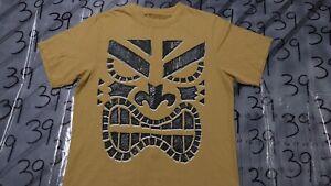 Large Youth Size 10 Tiki Face  T Shirt