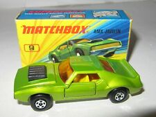 Matchbox Superfast No.9 AMX JAVELIN MIB