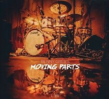 Moving Parts Live - Benny Greb (2016, CD NIEUW)