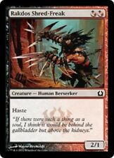 Rakdos Shred-Freak x4 (EX) - Return to Ravnica - MTG Common