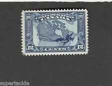 1927 Canada SCOTT #145 CONFEDERATION CANADA 12 cent MH stamp  F-VF