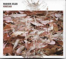 Marsen Jules Herbstlaub CD Album