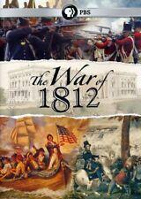 The War of 1812 [New DVD]