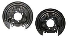 x2 Spritzblech Ankerblech Schutzblech Bremsscheibe Hinten Für Toyota Corolla E12