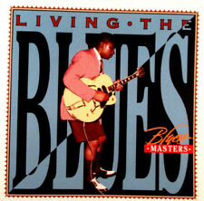 Time Life Music: Living the Blues, Blues Masters CD, RARE, OUT OF PRINT