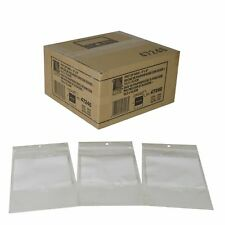C-Line Write-On Reclosable Small Parts Storage Bags, 4 x 6 Inches, 1000 per Box