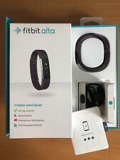 EMPTY BOX Fitbit Alta HR Fitness Activity Wristband - Purple -no watch