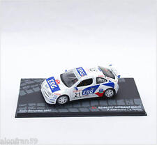 RALLY IXO DIECAST 1/43 Renault Megane Maxi Andreucci/Fredeli 1997 - RAL043
