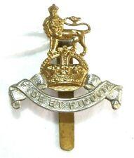 Original WWII British Cap Badge-Royal Army Pay Corps KC