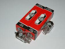 Ef95 - 2x RSD TUBO NOS-Tube-valve pentode (= 5654, 6ak5 (W), m8100)