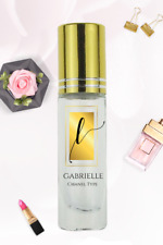 Gabrielle by Chanel Type Perfume Oil for Women Roll On: Pure Fragrance Body Oil