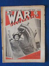 The War Illustrated Magazine - 6/12/1940 - Vol 3 - No 66 - WW2