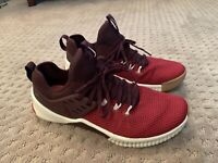 Nike Free X Metcon Men's training Shoe Size 10 Dune Red/Cream/Burgundy